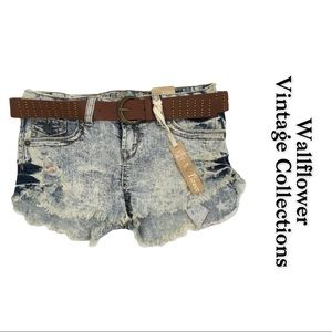 Wallflower Vintage Collections Shorts